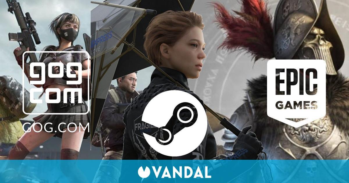 Aparece un troyano que roba cuentas de Steam, Epic, GOG y más plataformas