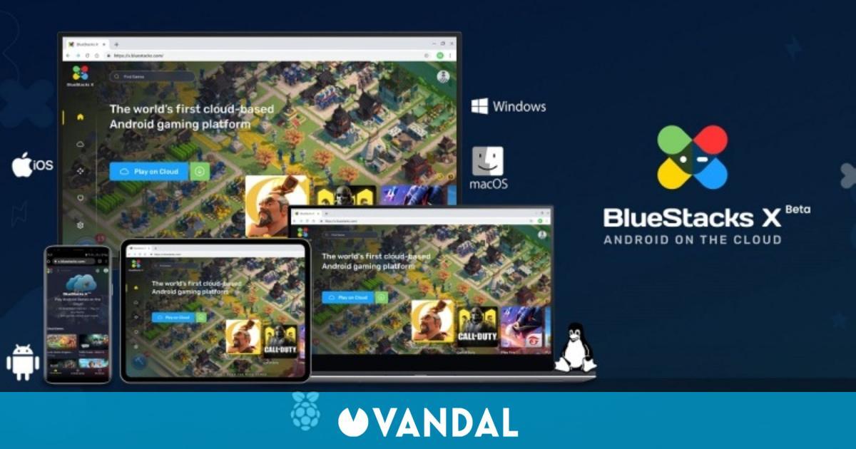 Anunciado BlueStacks X: Juego en la nube para móviles con más de 200 títulos
