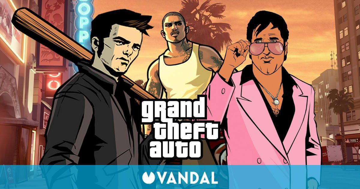 Grand Theft Auto: The Trilogy aparece registrado en Corea del Sur por Take-Two