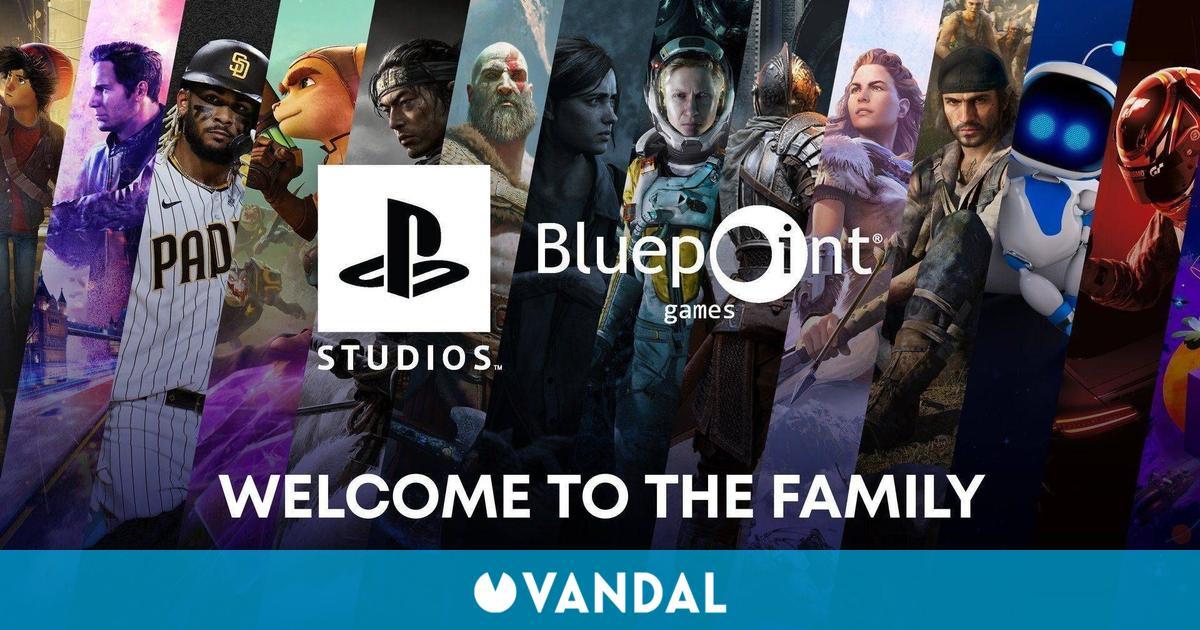 Sony compra Bluepoint Games para PlayStation Studios: Ya trabajan en un nuevo juego original