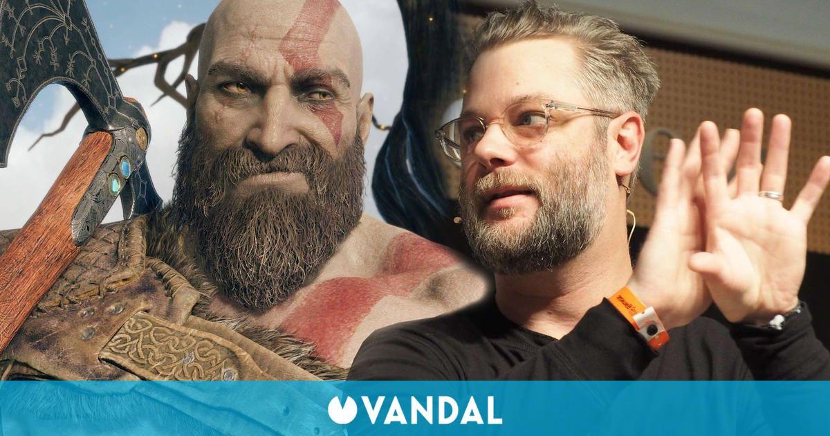 Eligen God of War como el mejor juego de la historia y Cory Barlog se lo toma a cachondeo