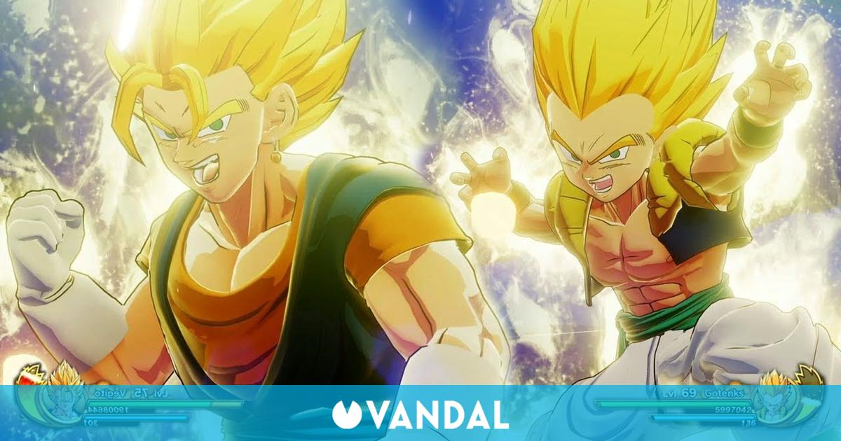 Dragon Ball Z: Kakarot presenta las submisiones de Gotenks y Vegetto para Switch