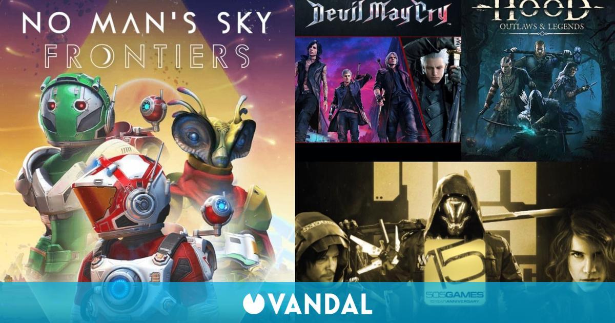 Ofertas del fin de semana en Steam: Death Stranding, Ghostrunner, Devil May Cry 5…