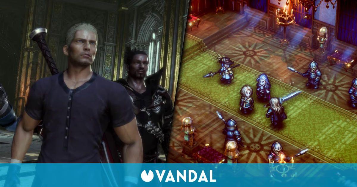 Square Enix llevará Project Triangle y Stranger of Paradise Final Fantasy Origin al TGS 2021