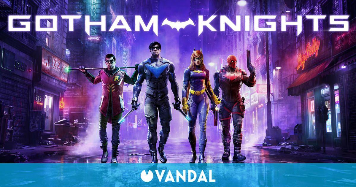 Gotham Knights presenta su ilustración principal y anticipa novedades para el 16 de octubre