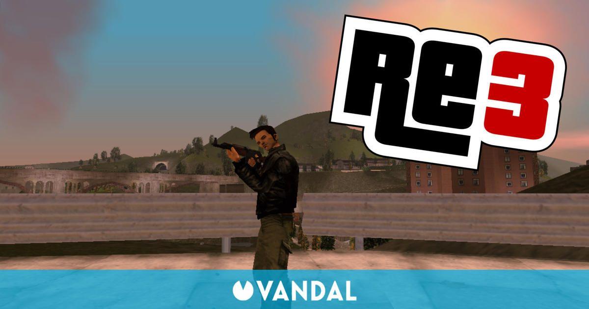 Take-Two demanda a quienes llevaron GTA 3 y Vice City a Switch y Vita con ingeniería inversa