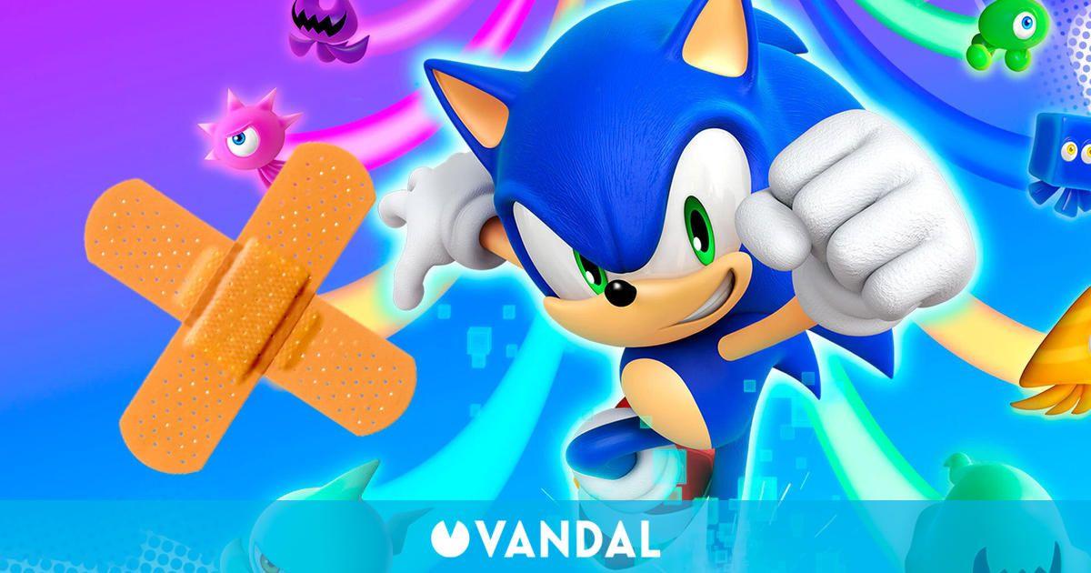 Sega trabaja en un parche para solucionar los errores en Sonic Colours: Ultimate