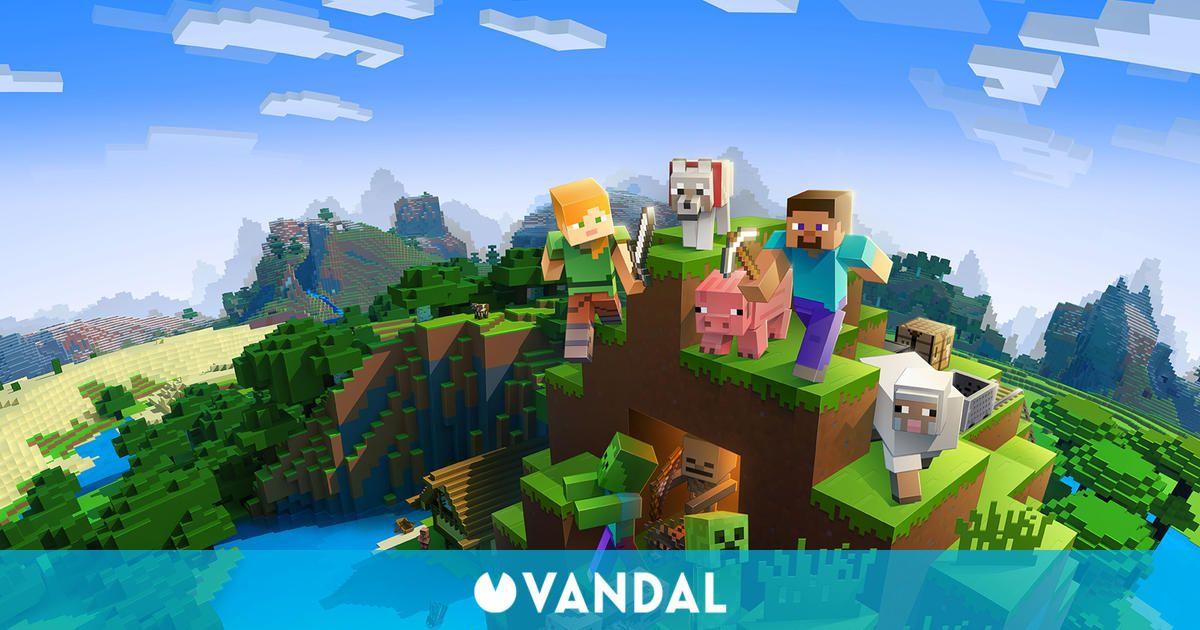 Minecraft para Nintendo Switch fue el juego más vendido la última semana en Reino Unido