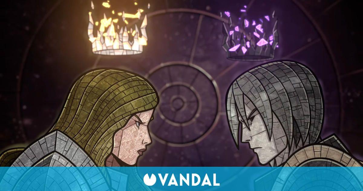 El 'metroidvania' español Aeterna Noctis muestra sus armas en un nuevo gameplay