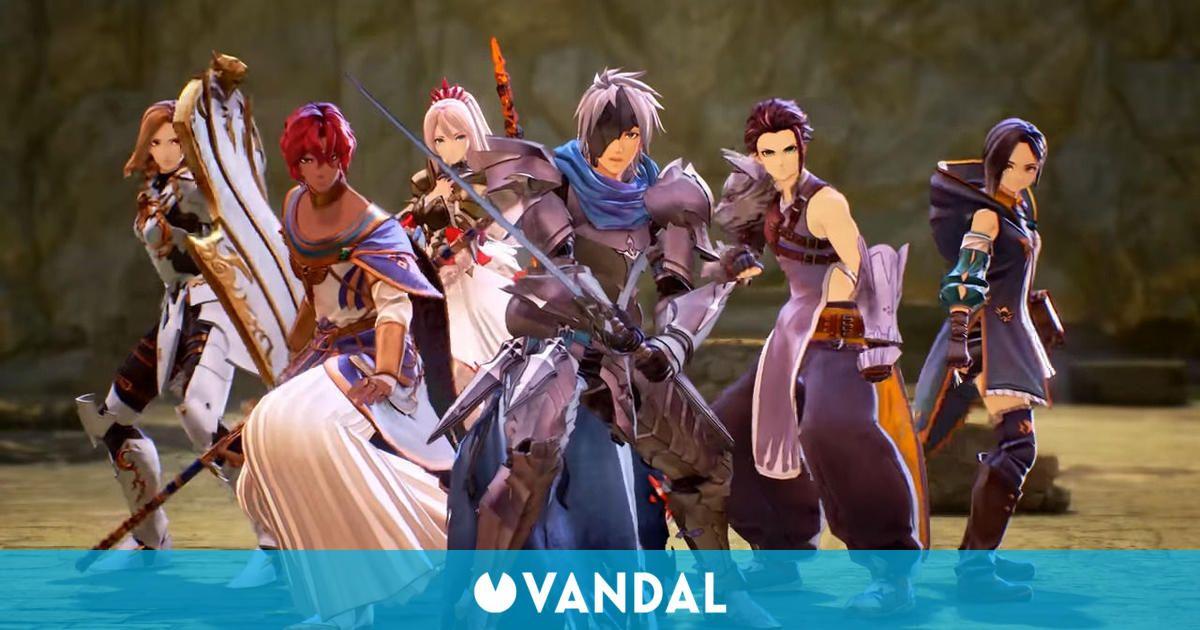 Tales of Arise repasa historia, personajes y jugabilidad en este extenso tráiler