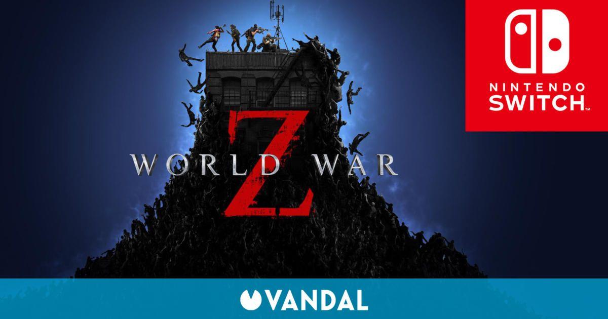 Las oleadas de zombis de World War Z llegan a Nintendo Switch el 2 de noviembre