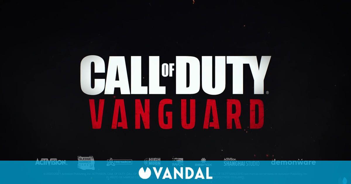 Call of Duty Vanguard: El logo de Activision vuelve a aparecer en los vídeos