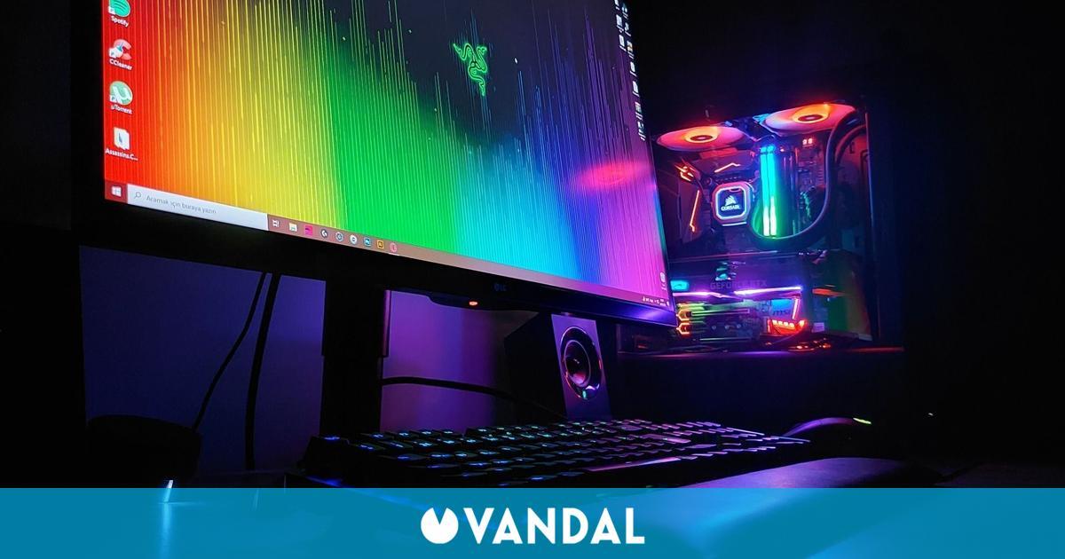 El PC de los jugadores de Steam en agosto muestra el crecimiento de NVIDIA e Intel