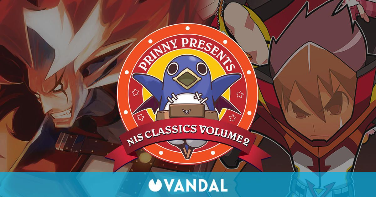 Prinny Presents NIS Classics Volume 2 llegará a PC y Switch en primavera de 2022