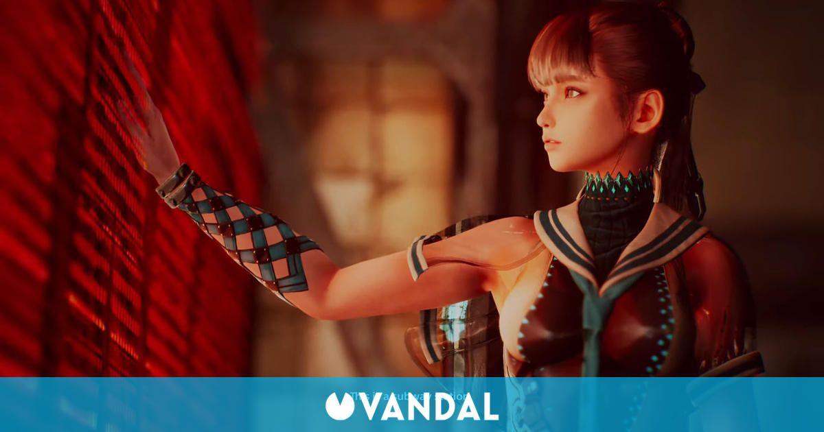Project Eve, un frenético 'hack and slash' surcoreano, llegará PlayStation 5