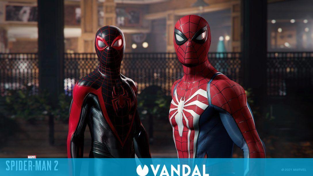 Anunciado Marvel's Spider-Man 2: Peter y Miles se las verán con Venom en 2023