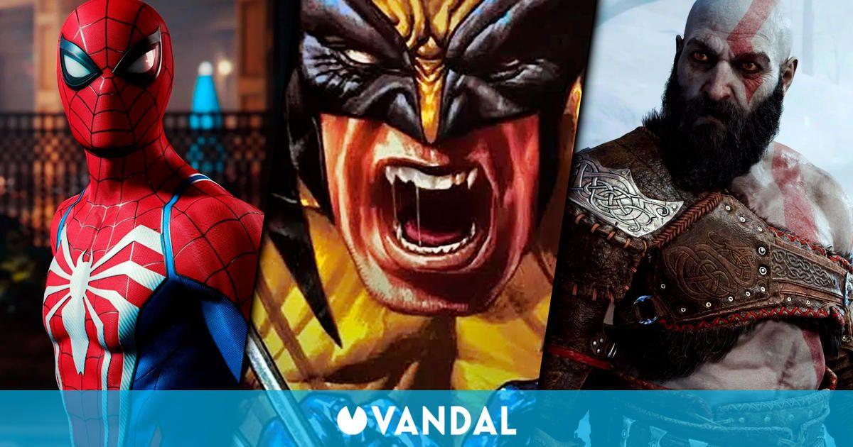 Resumen PlayStation Showcase: God of War 2, Spider-Man 2, Wolverine, KOTOR remake, GT7 y más