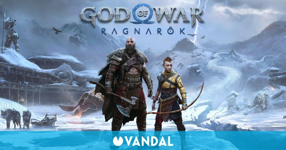 God of War: Ragnarok muestra su brutal gameplay por primera vez