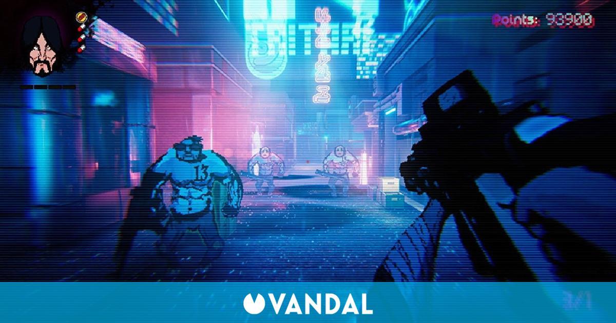 Project Downfall, un Hotline Miami ciberpunk en primera persona que ya tiene demo en Steam