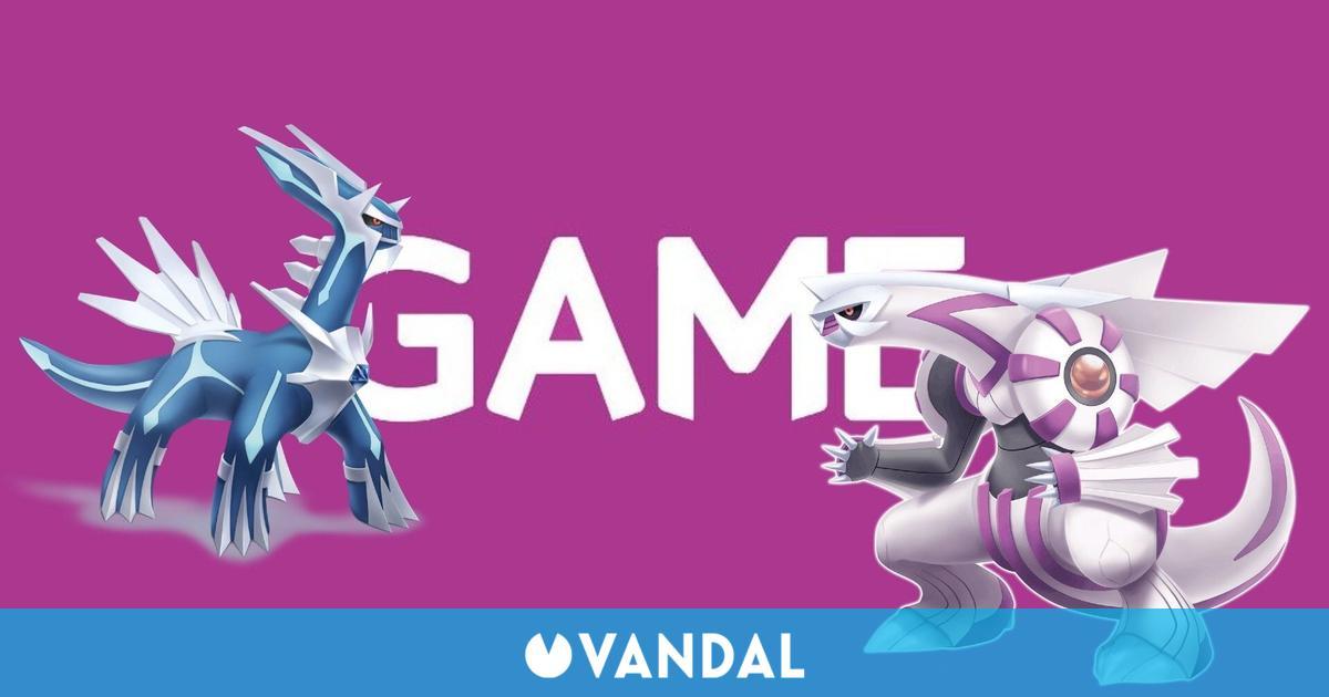 GAME detalla las ediciones especiales de Pokémon Diamante Brillante y Perla Reluciente