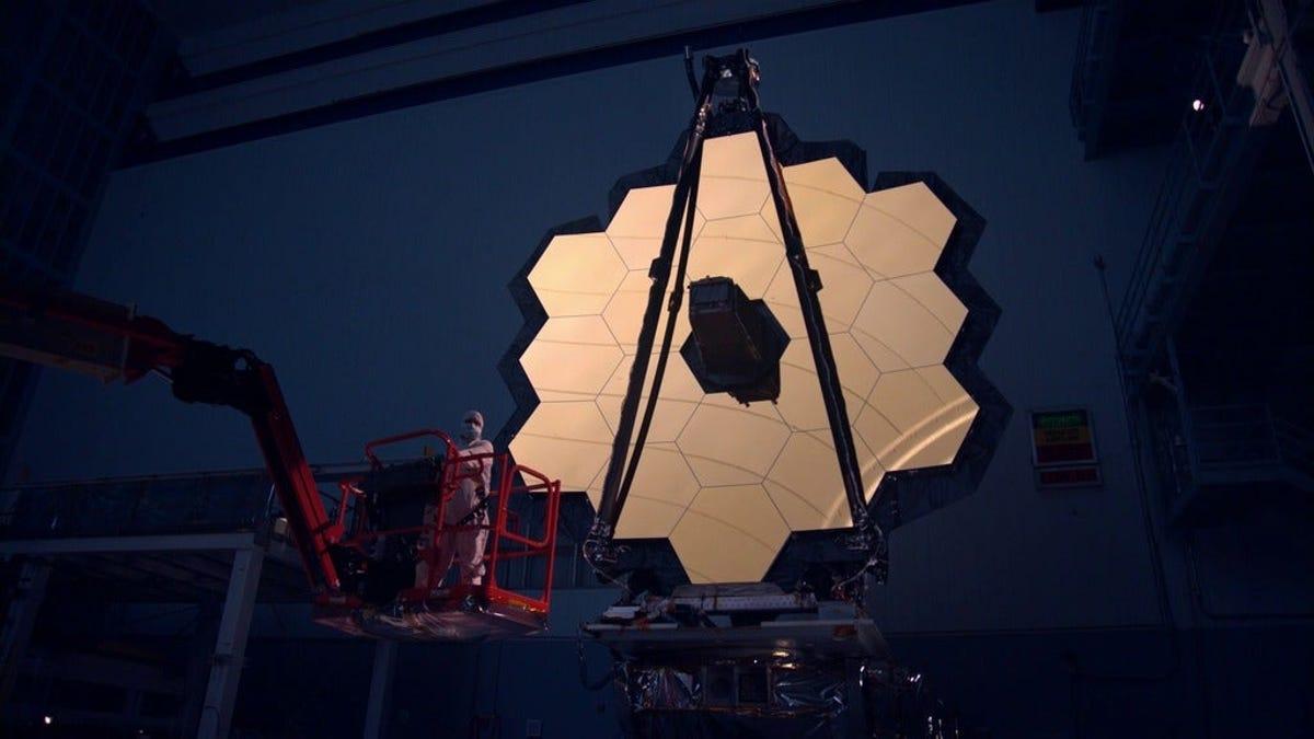 El telescopio James Webb por fin viajará al espacio en diciembre