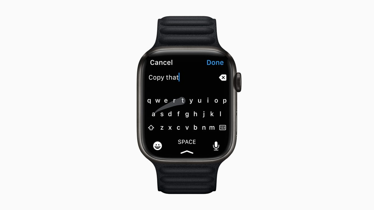 FlickType demandará a Apple por borrar su teclado para Apple Watch y después sacar uno parecido
