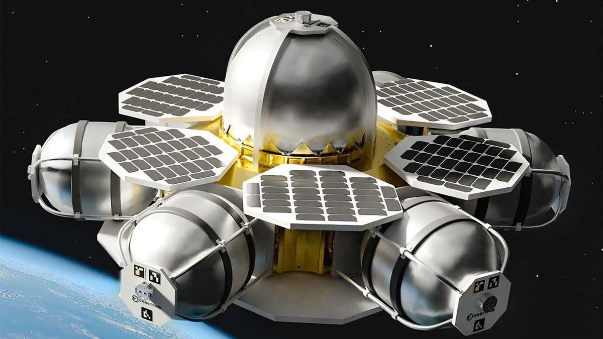 SpaceX lanzará al espacio la «gasolinera para satélites» de la empresa Orbit Fab