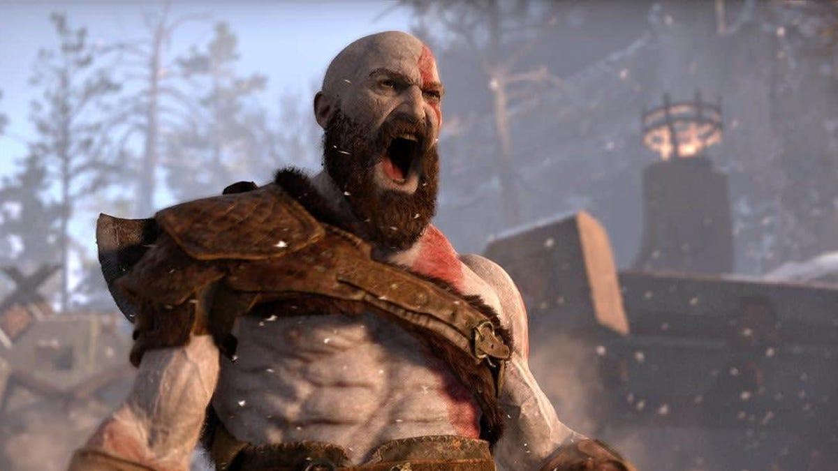 Descubren una lista de juegos de Nvidia que contiene God of War para PC