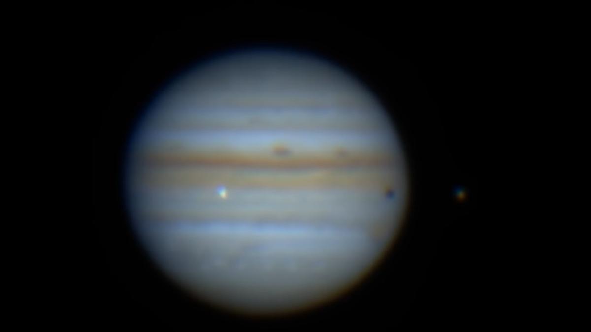 Un astrónomo aficionado consigue capturar cómo un gigantesco objeto choca contra Júpiter
