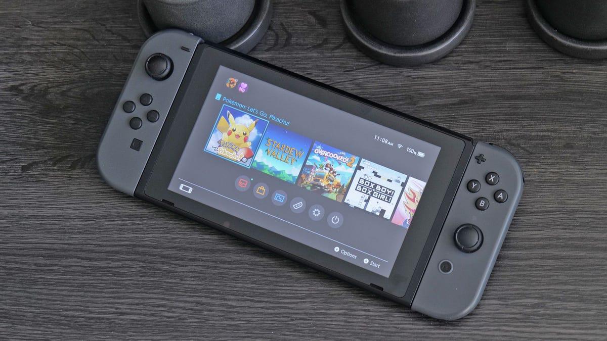Nintendo baja el precio de la Switch original en Europa