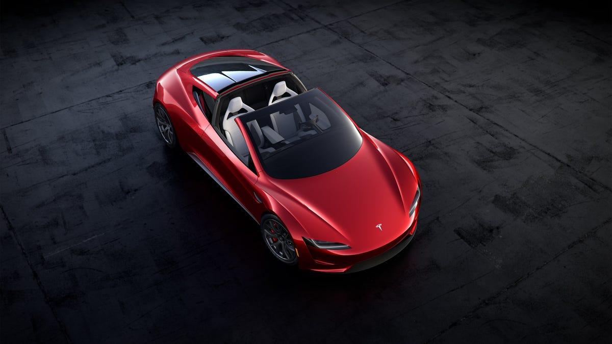 El nuevo Tesla Roadster debería llegar en 2023, según Elon Musk