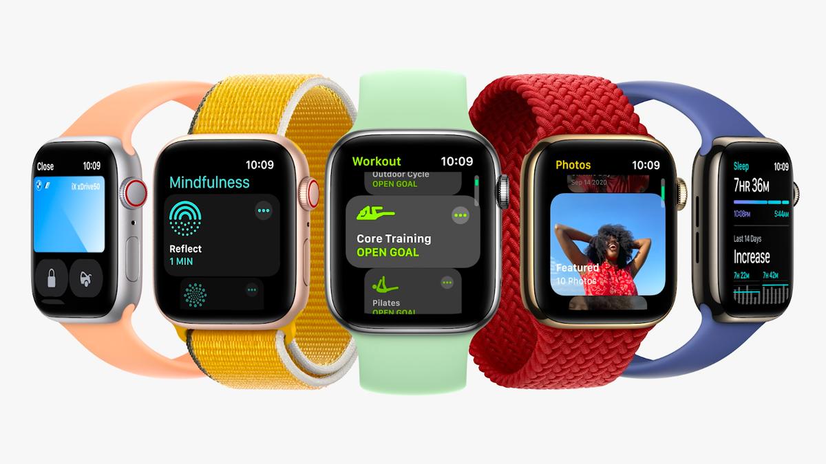 El Apple Watch Series 7 ya está aquí
