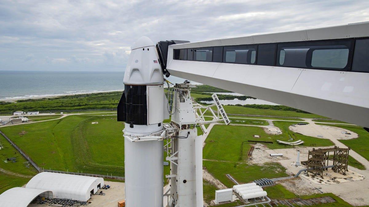 Cómo ver el lanzamiento de la misión totalmente civil de SpaceX