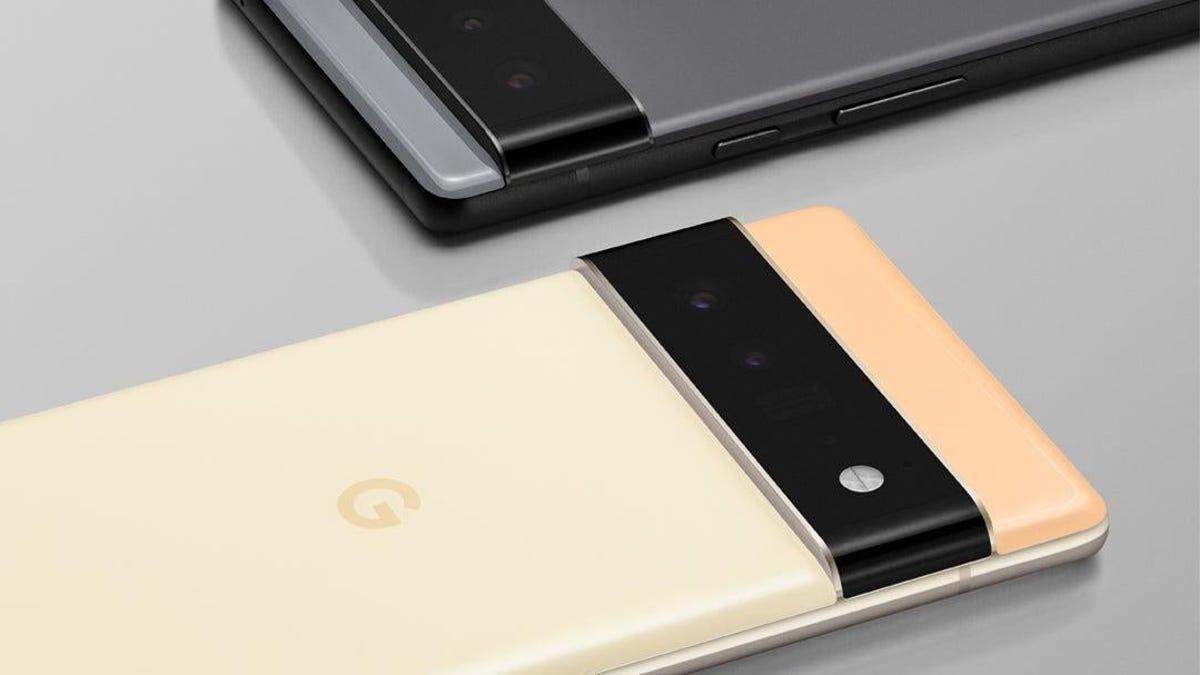Aquí está el primer vistazo real del nuevo Pixel 6 de Google