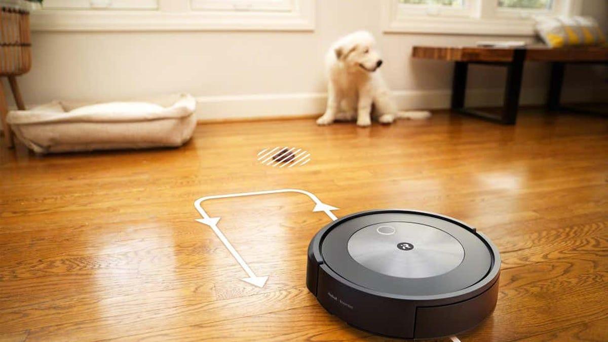 Las Roomba han aprendido a esquivar caca