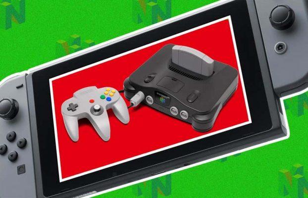La Switch tendrá juegos de la N64 y la Sega Generis