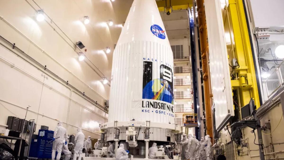 Retrasado un lanzamiento de la NASA por falta de oxígeno