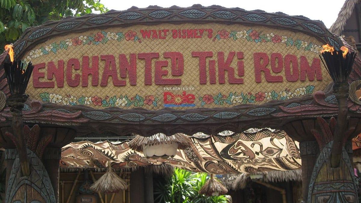 El restaurante demasiado exitoso para estar en Disney