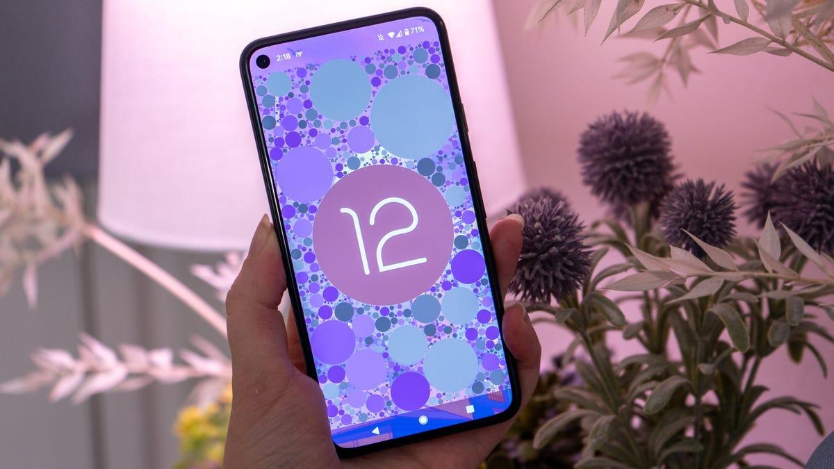 El nuevo Android 12 por fin comenzaría a llegar el 4 de octubre