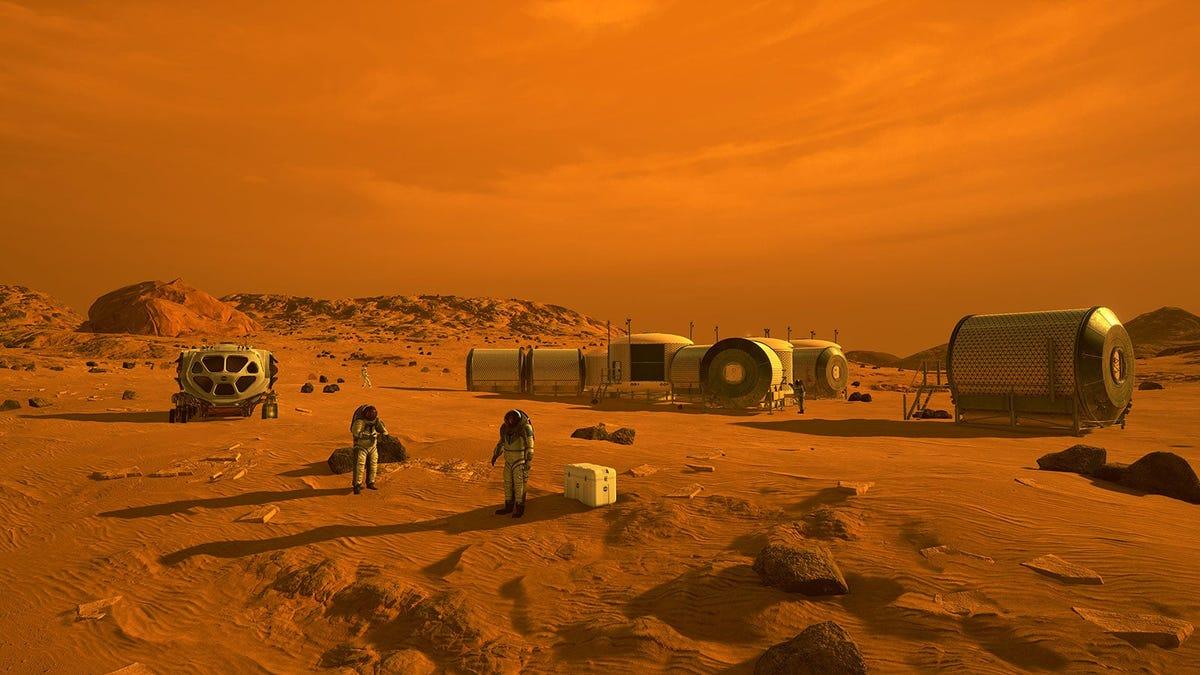 Misiones a Marte no deberían exceder los 4 años debido a la radiación