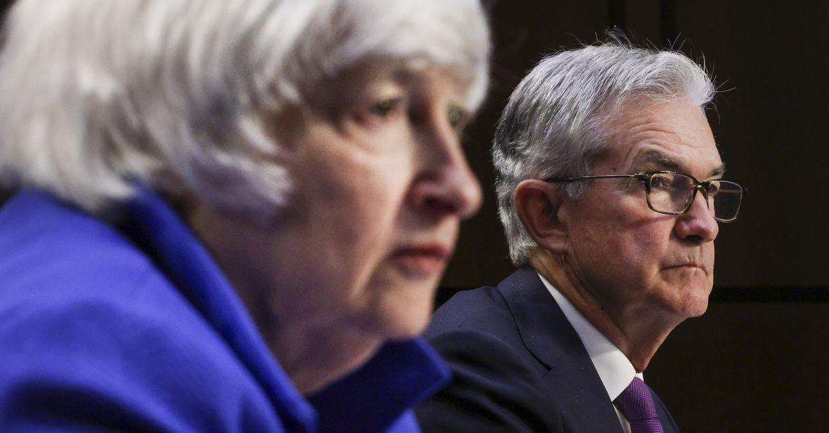 El dólar digital necesita apoyo legislativo, dice el presidente de la Fed