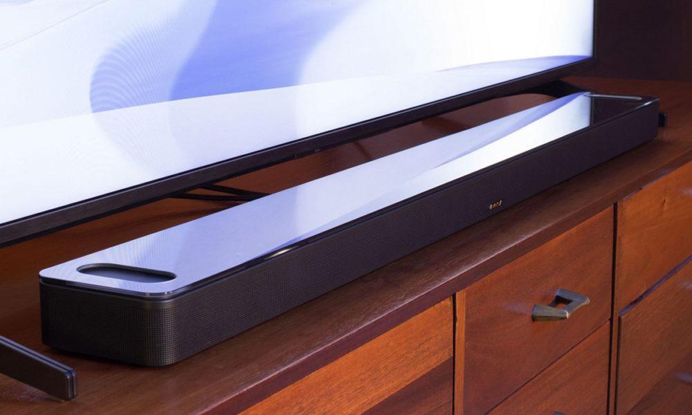 Bose Smart Soundbar 900, la barra de sonido con Dolby Atmos