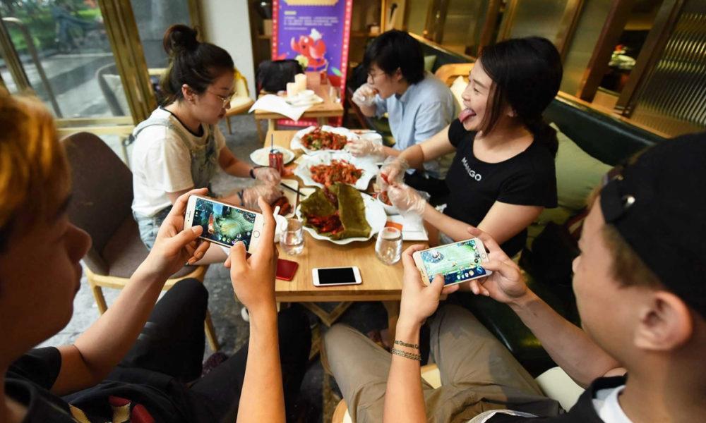 China controla y reduce el tiempo de juego de los niños