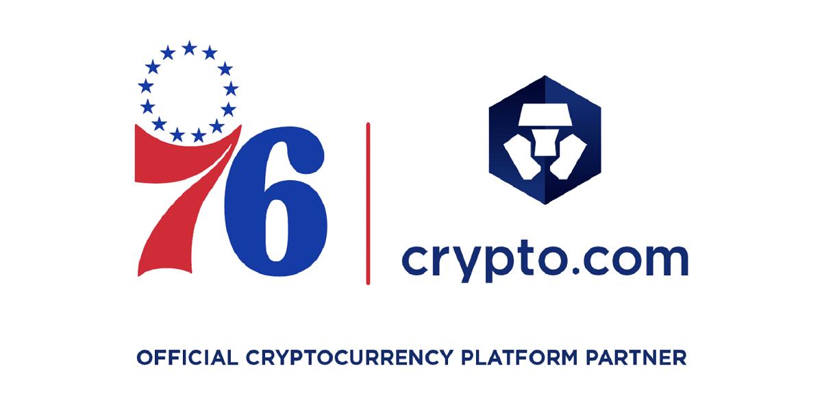 Philadelphia 76ers anuncia a Crypto.com como socio de parche de camiseta oficial del equipo