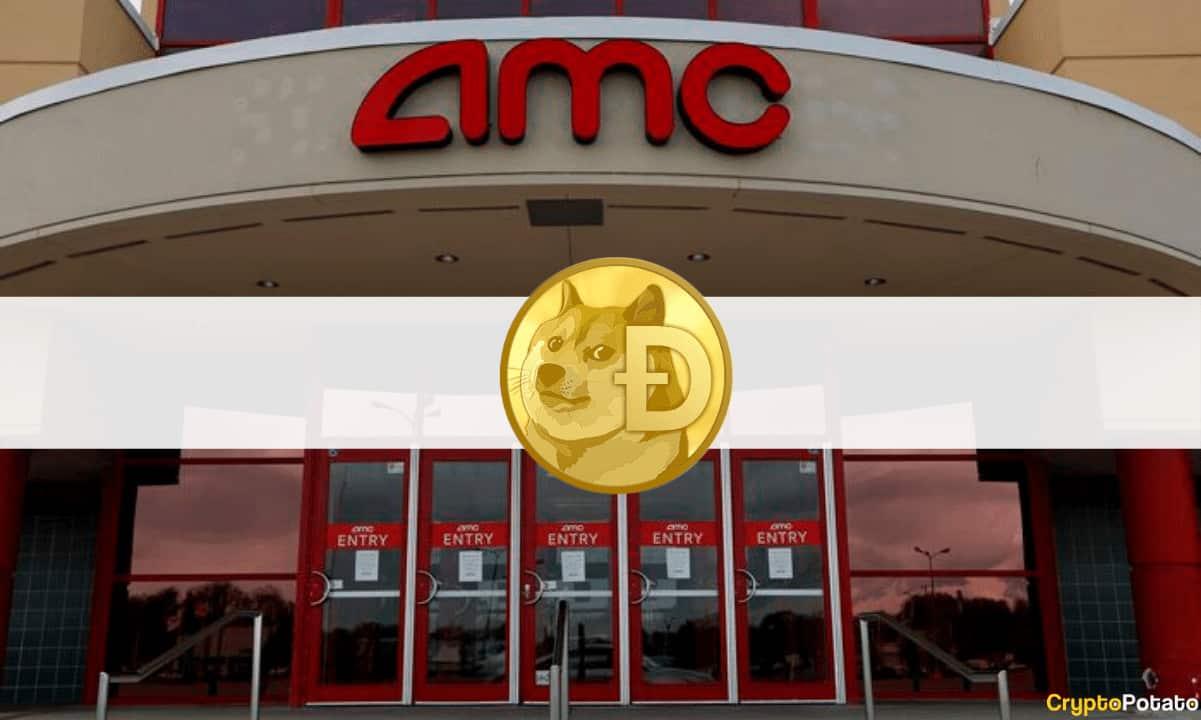 El CEO De AMC Propone Pagar Con DOGE En Sus Cines