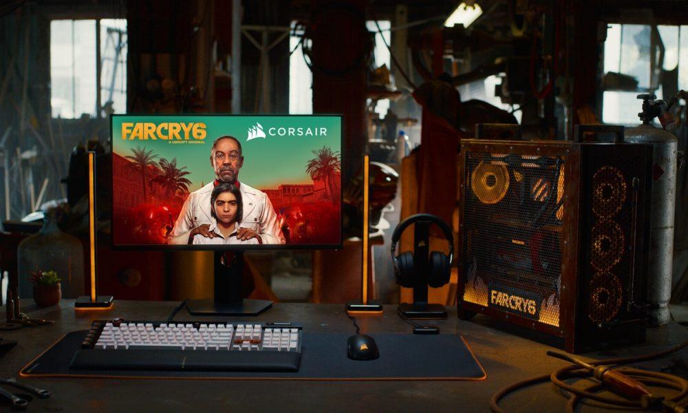 Far Cry 6 integra la iluminación inmersiva de Corsair
