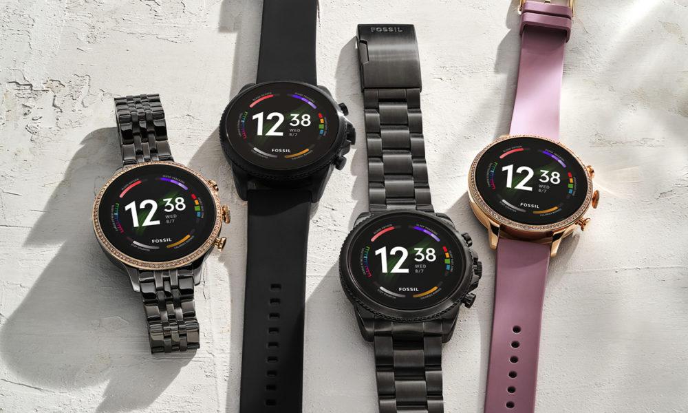 Fossil Gen 6 será el primer smartwatch Pure Wear OS 3