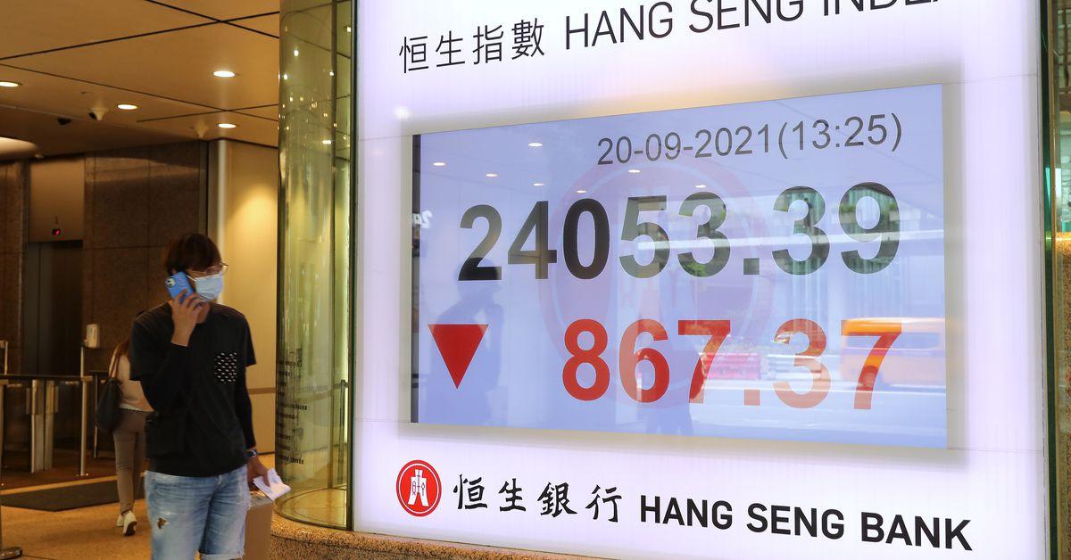 Con Evergrande al borde, China Hustle vuelve a casa para posarse – CoinDesk