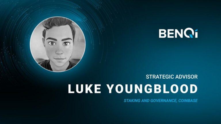 El ingeniero senior de Coinbase, Luke Youngblood, se une al protocolo BENQI como asesor estratégico