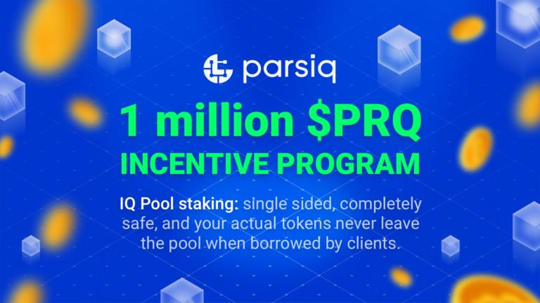 PARSIQ, IQ y 1 millón de PRQ